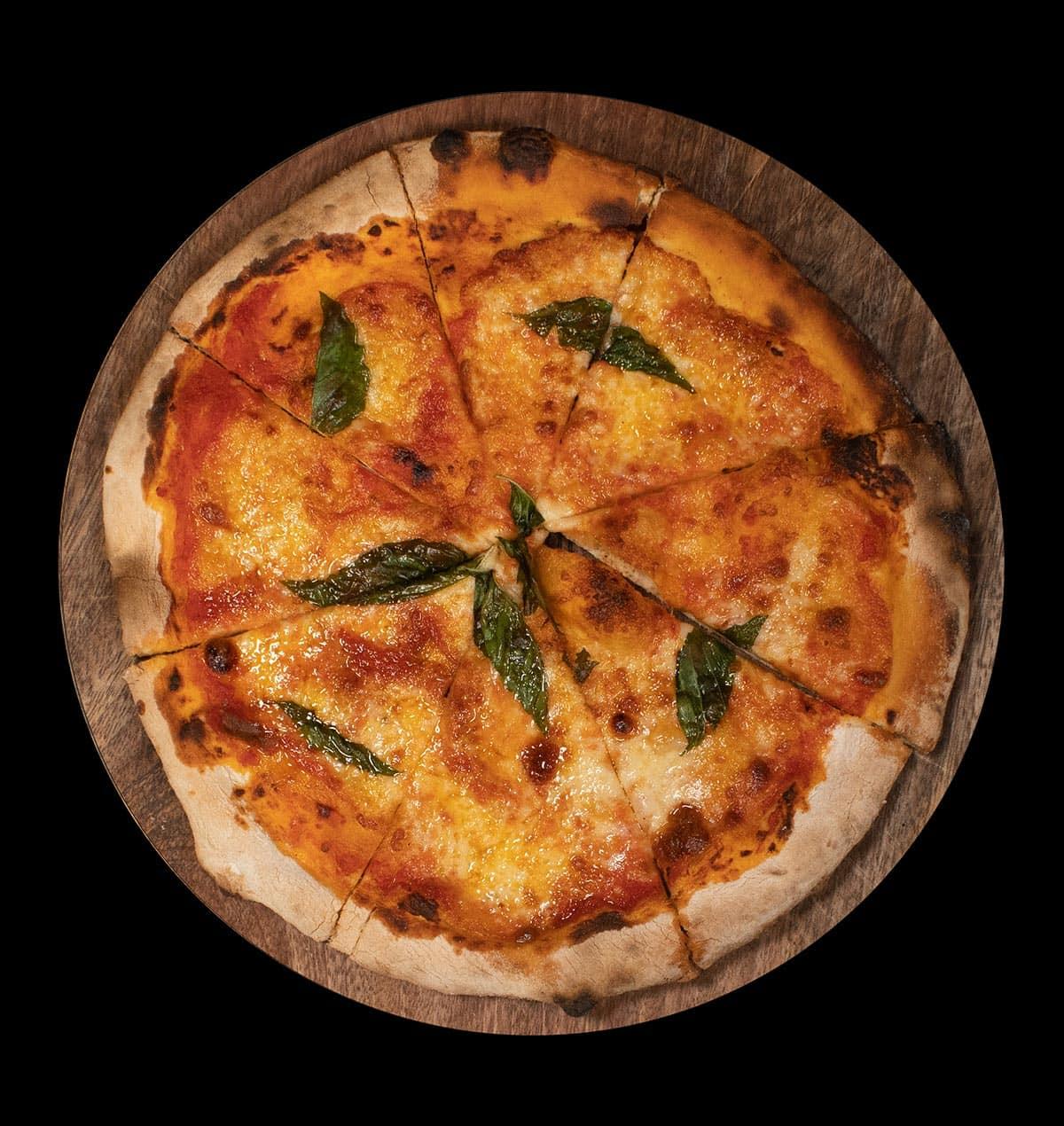 Kaya Pizza Veg Margherita