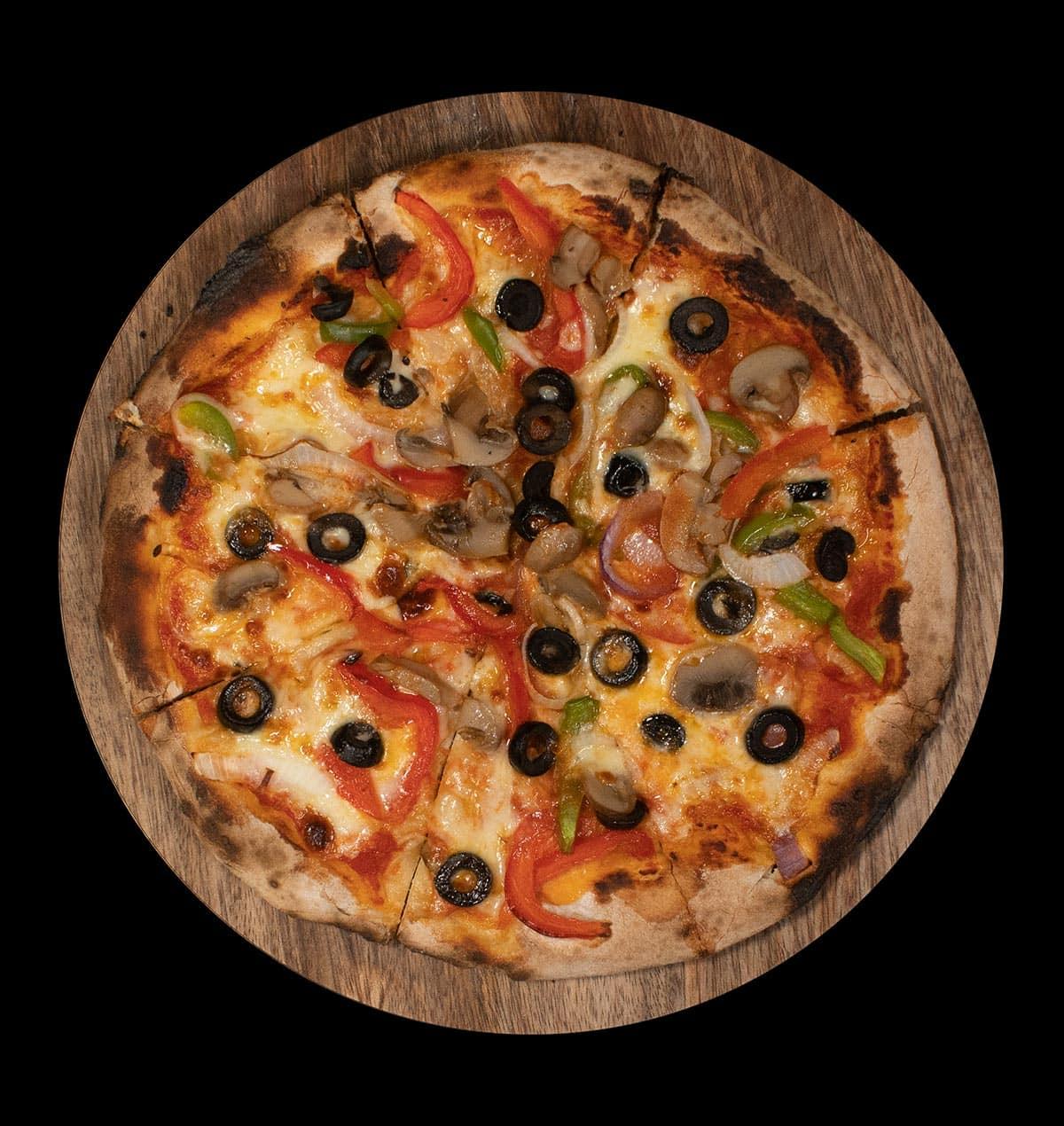Kaya Pizza Vegetable Rasta