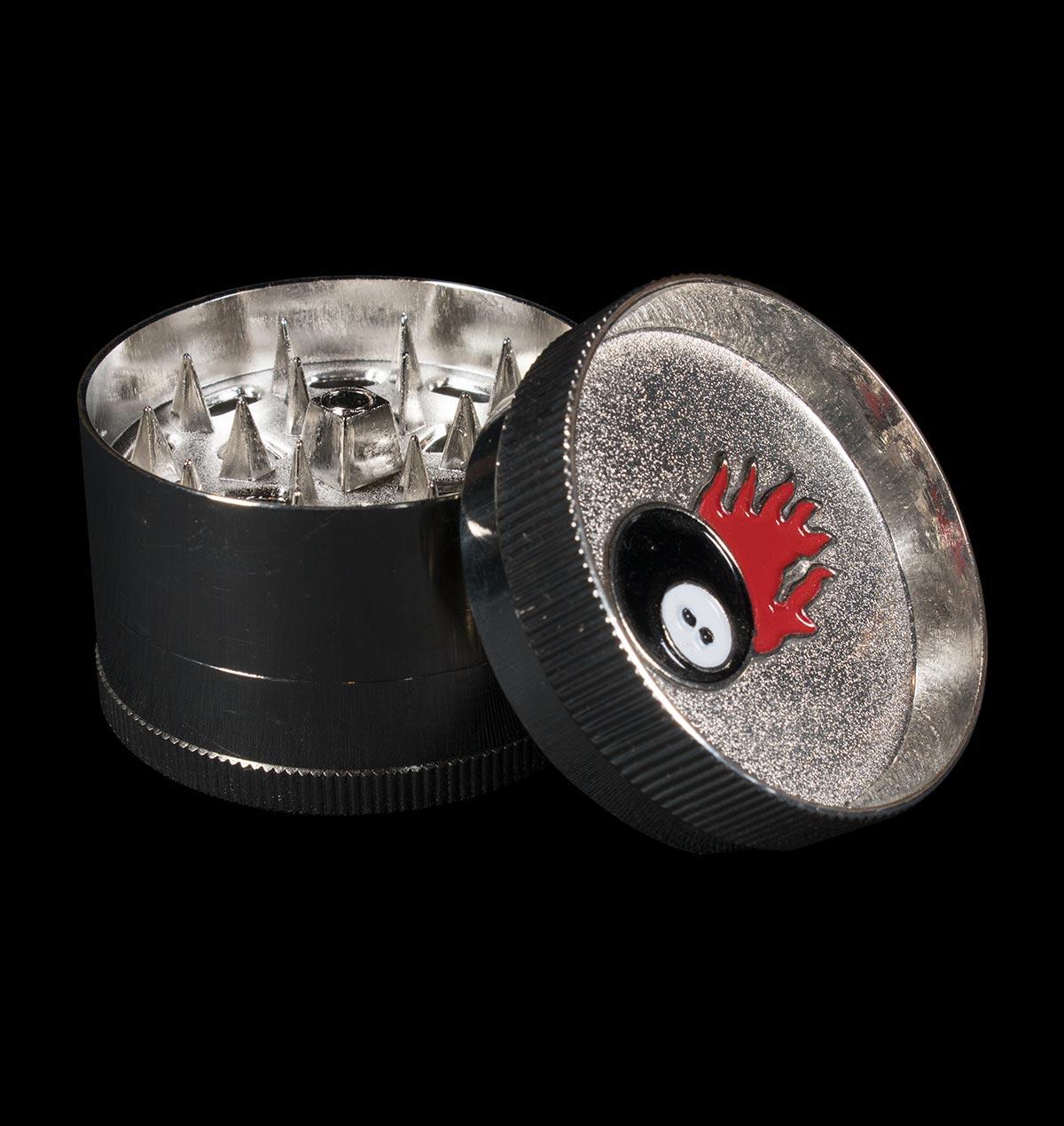Metal 8-ball Grinder