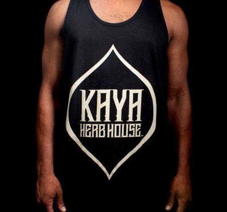 Kaya Herb House Black Tang-top